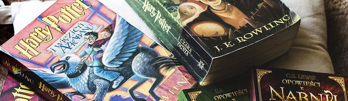 Harry Potter - ein moderner Kinderbuch Klassiker